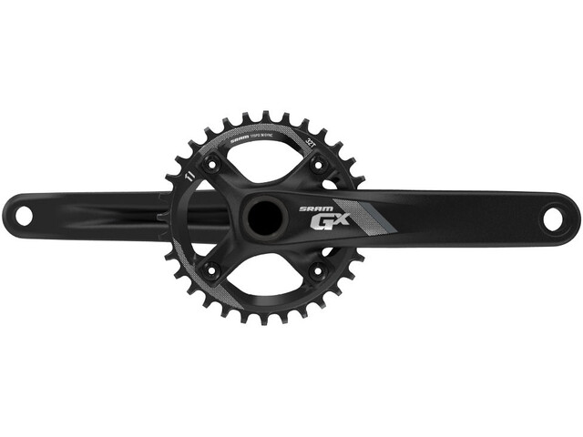 SRAM GX-1000 Krank 175mm 32 tænder BB30 sort